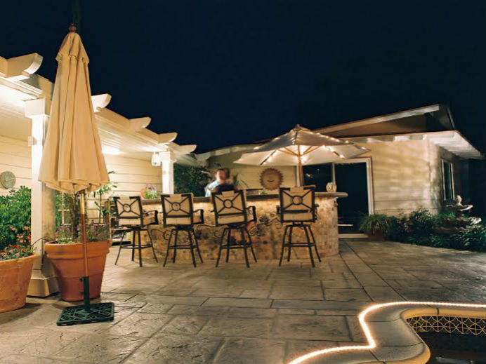 Outdoor Kitchens, Fire Rings, Gardens