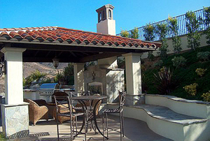 Patios, Outdoor Rooms & Sitting Areas