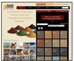 davis-colors