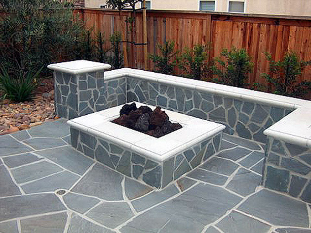 Backyard Fire Pit San Diego CA - How To Choose A Backyard Fire Pit In San Diego - Landscape Design