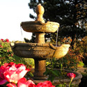 water features and outdoor fountains San Diego CA