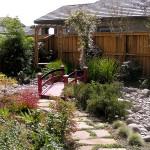 College Area, CA landscape design