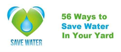 water conservation San Diego CA