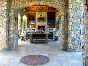 custom outdoor kitchens San Diego CA