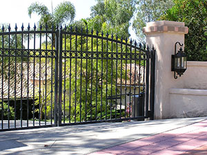 San Diego Landcare Systems, Landscape Construction Company, San Diego Gated Entryways