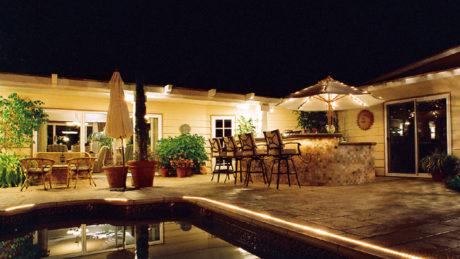 Ocean Beach Landscape patios