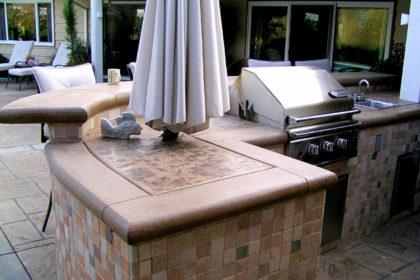 San Diego outdoor kitchens