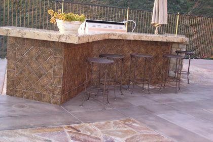 San Diego hardscapes