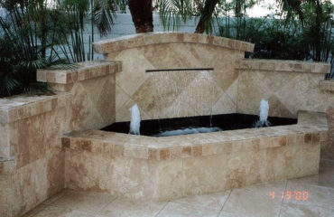 Miramar Landscaping water features