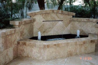 Miramar Landscaping water features