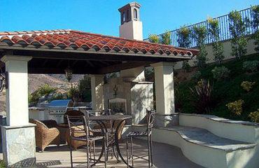 San Diego patio