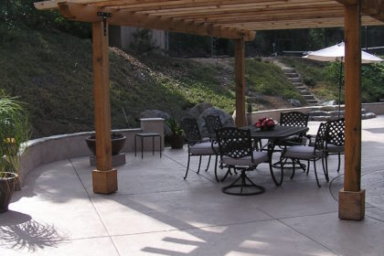 patio cover in San Diego