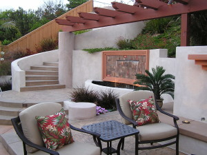 Outdoor Living Room San Diego