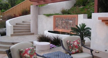 Outdoor Living Room San Diego