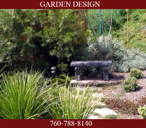 garden landscape design San Diego, CA