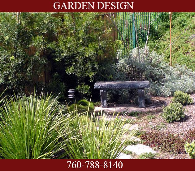 Garden Design San Diego Ca 760 788 8140