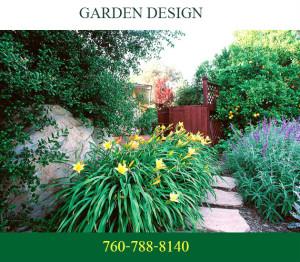 good garden design San Diego CA