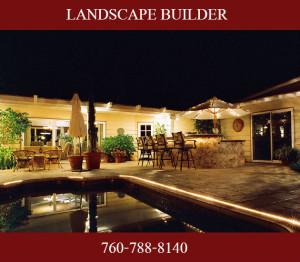 outdoor lighting for garden design San Diego CA