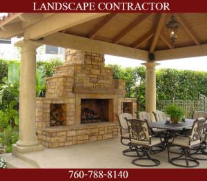 Landscape contractor San Diego