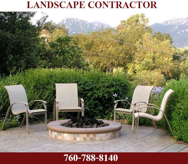 Landscape contractors san diego ca for Gardening contractors