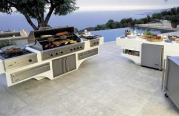 modular outdoor kitchens San Diego CA