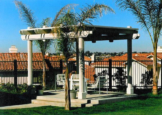 pergola San Diego, CA