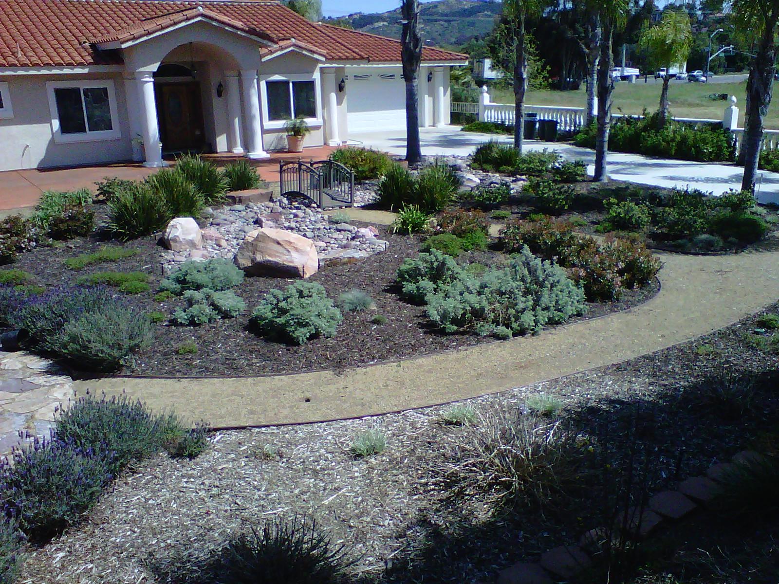 Landscape remodeling landscape design san diego ca for Sd garden designs