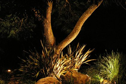 low voltage outdoor lighting San Diego CA