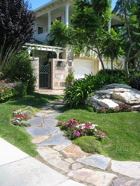 residential landscape design San Diego CA