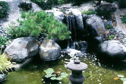 water garden San Diego CA