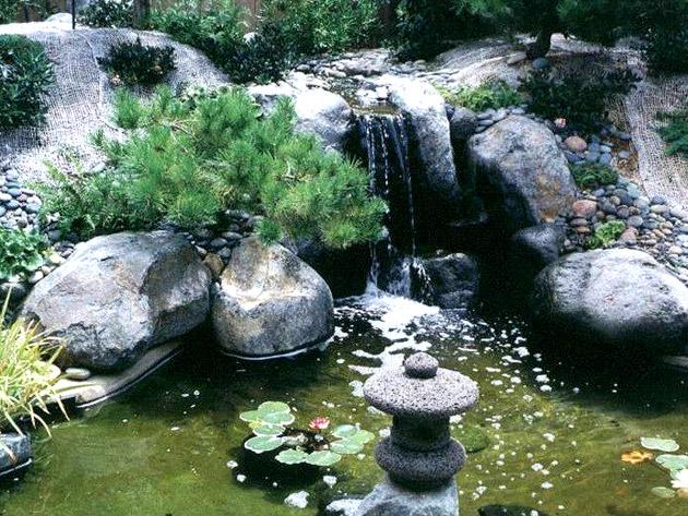 water gardens San Diego CA