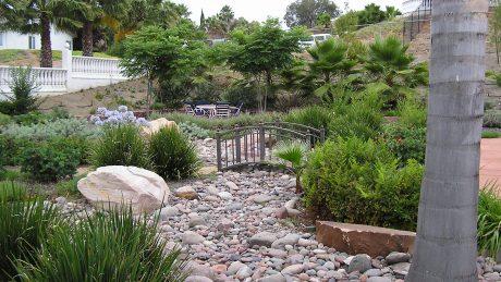 natural landscape design San Diego CA