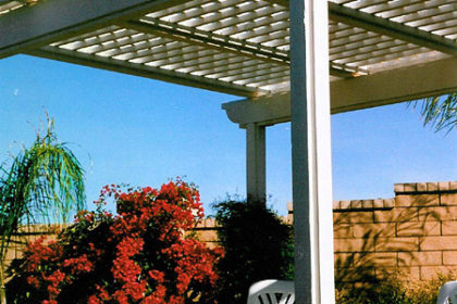 pergolas and patio covers San Diego CA