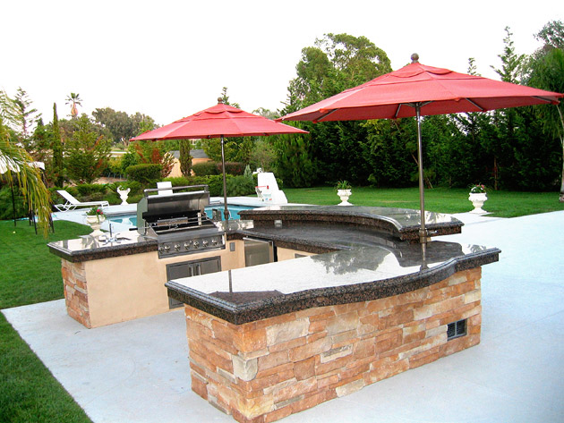 Outdoor Kitchens San Diego CA
