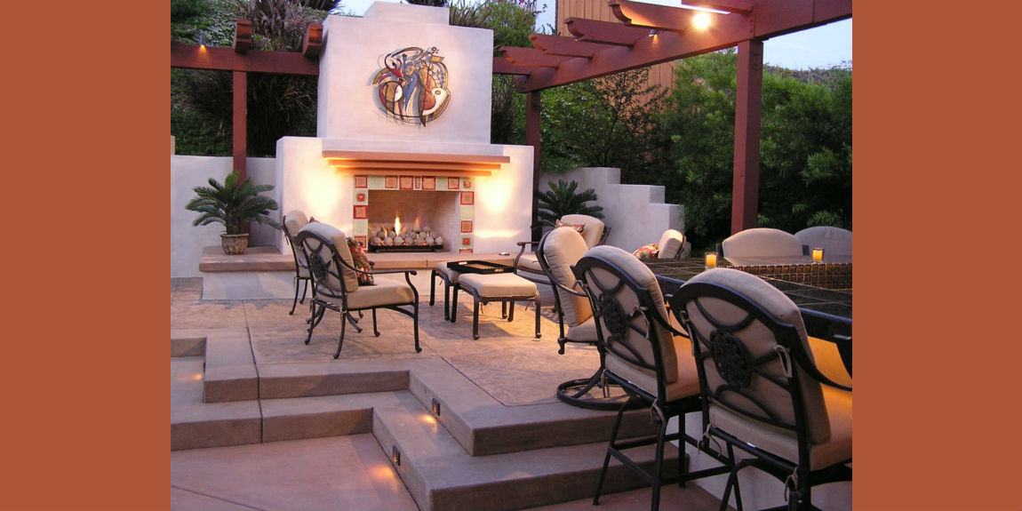 Outdoor Rooms San Diego CA